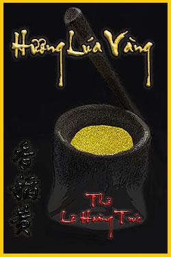 """**Nếu bạn muốn mua, xin bấm vào ngay hình tên của tập thơ hoặc tìm """"Hương Lúa Vàng"""" trên thị trường Amazon.com"""